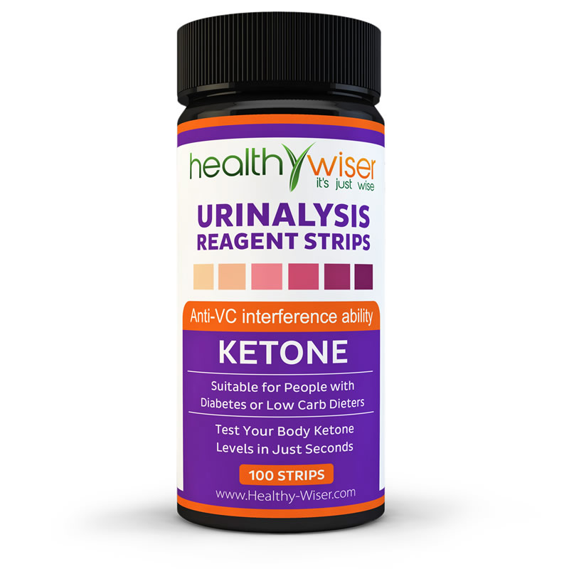 Ketone Test Strips | Healthy Wiser